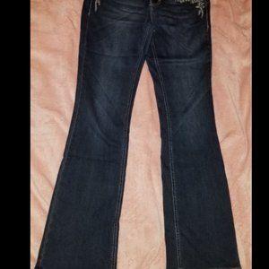 Indigo United Boot Cut Jeans Size 9